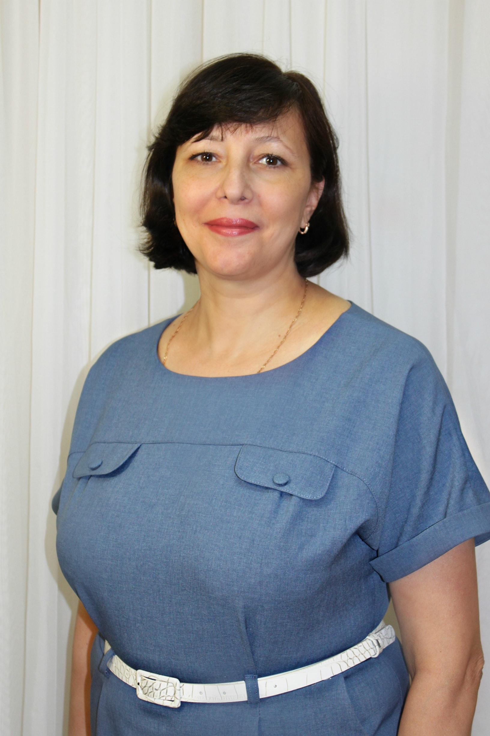 Специалист по социальной работе консультативного отделения Семенова Светлана Николаевна