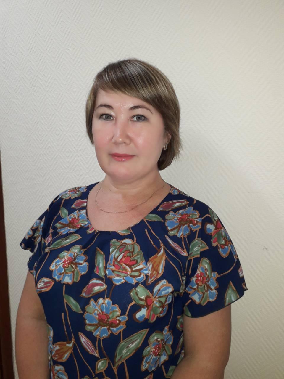 Заместитель заведующего консультативным отделением Байдимирова Светлана Сергеевна